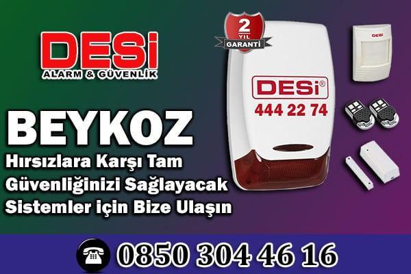 Desi Alarm Beykoz