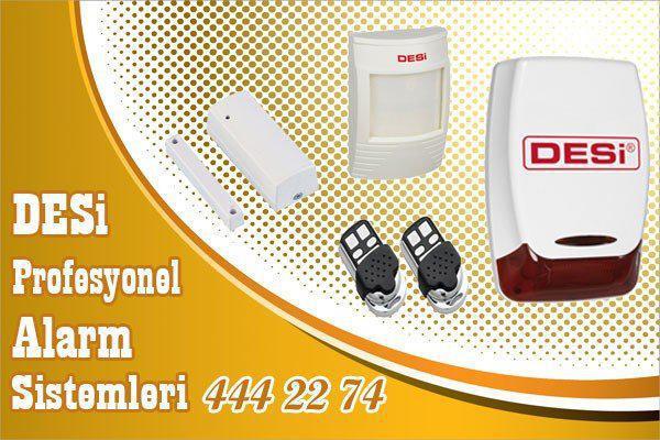 Sultangazi desi alarm sistemleri