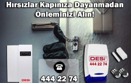 Neden Hırsızlık İçin Desi Alarm Seçmelisiniz İstanbul, nüfusu 20 milyona yaklaşan bir şehirde güvenlik, başlıca ihtiyaçtır. Evlerinizin ve işyerlerinizin güvenliğini sağlamak içim kuracağınız fiziksel engeller ise maalesef kötü niyetli kişileri engelleyemez. Desi Bağcılar alarm sistemi kurulmayan yapılarda, hangi mukavemet seviyesinde olursa olsun, kullanılan kapılar ve pencereler, hırsızlar tarafından aşılabilirler. Güvenlik güçleri tarafından da önerilen alarm […]