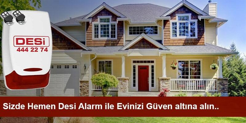 Ev Alarm Sistemleri Fiyatları İstanbul güvenlik
